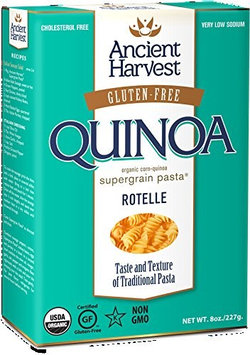 Ancient Harvest PASTA, LENTL & QUIN ROTLL, GF, (Pack of 6)