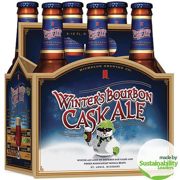Winter's Bourbon Cask Ale Beer, 12 fl oz, 6 pack