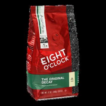 Eight O' Clock Ground Coffee The Original Decaf