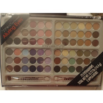 TCW Markwinns Eyeshadow Set 72 Colors Alluring Eyes TCW Markwin pallete