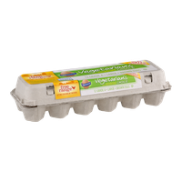 Egg Innovations Free Range Grade A Large Brown Eggs - 12 CT