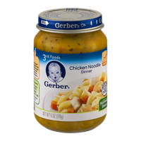 Gerber 3rd Foods Chicken Noodle Dinner