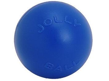Horsemen S Pride Push-n-play Ball Blue 3 Inch - 303