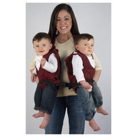 Twin Trexx Stuff 4 Multiples Versatile Twin Baby Carrier