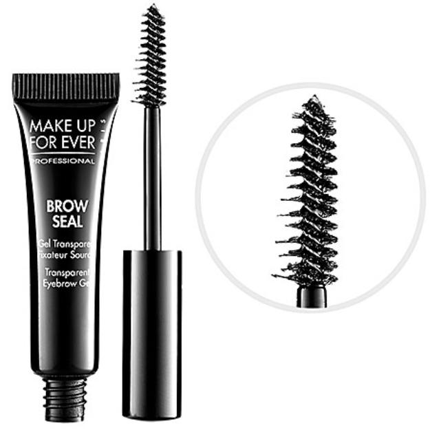 MAKE UP FOR EVER Brow Seal Transparent Eyebrow Gel 0.2 oz.