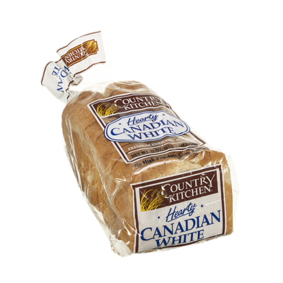 Country Kitchen Canadian White Bread Hearty