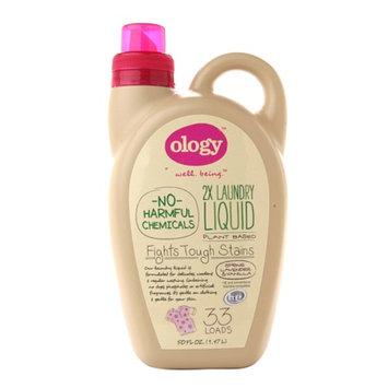Ology Laundry Detergent Spring Lavender & Vanilla