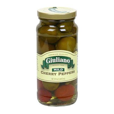 Giuliano Mild Cherry Peppers