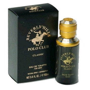 Beverly Hills Polo Club Classic by Beverly Hills Polo Club, 3.4 oz Eau De Toilette Spray for Men