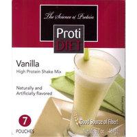 Protidiet Shake - Vanilla (7/box) Net Wt 6.7oz