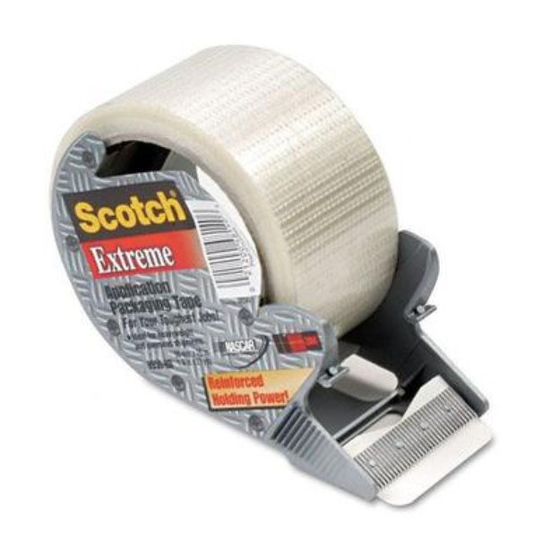 3m Scotch Extreme Application Packaging Tape With Dispenser