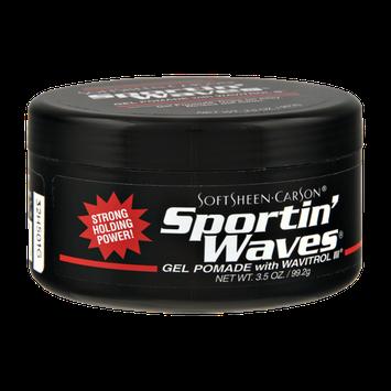 SoftSheen Carson Sportin' Waves with Wavitrol III Gel Pomade