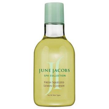 June Jacobs Fresh Squeezed Lemon Cleanser