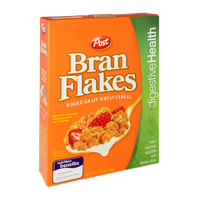 Post Bran Flakes Cereal