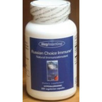 Allergy Research Group Russian Choice Immune -- 200 Vegetarian Capsules