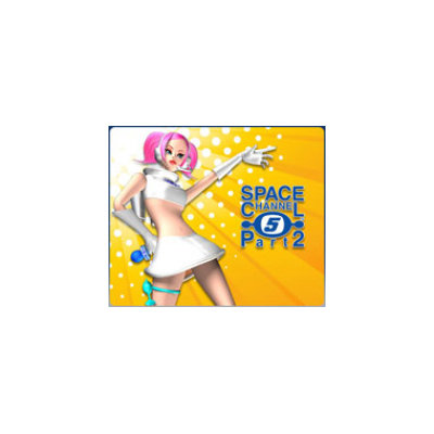 Sega of America Space Channel 5 Part 2 DLC