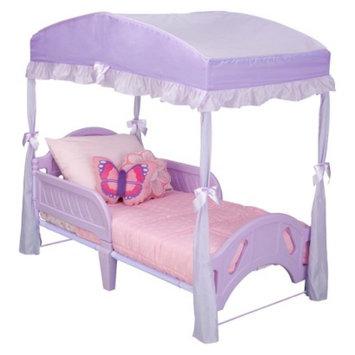 Delta Children Delta Girls Toddler Bed Canopy - Purple