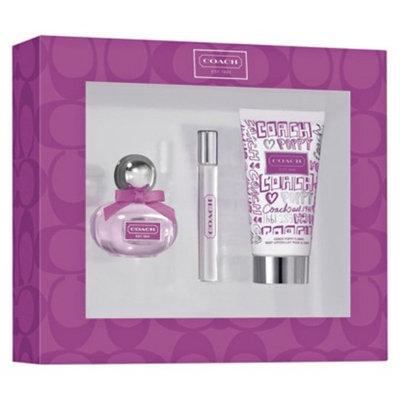 Women's Coach Poppy Flower Fragrance Gift Set - 3 pc