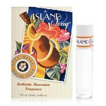 Island Song Coco-Mango Perfume Touch 0.3 fl oz Roll On Bottle