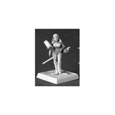 Reaper Miniatures 60065 Pathfinder Series Mini Ailyn Ghontasavos Miniature