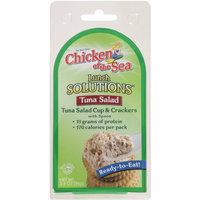 Generic Chicken of the Sea Lunch Solutions Tuna Salad Cup, 3.5 oz, (Pack of 4)