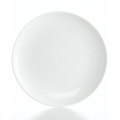 The Cellar Whiteware Coupe Salad Plate