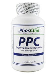 PhosChol PPC 900 mg 100 gels by Nutrasal