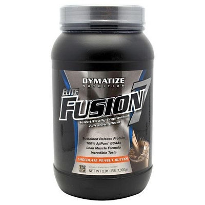 Dymatize Nutrition Elite Shake, Fusion Chocolate Peanut Butter, 2.91 Pound