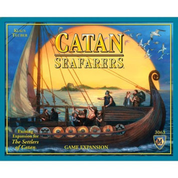 Mayfair Games Catan Seafarers 4th Ed Game Exp