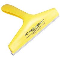 Petmate Pet Hair Magnet, Yellow