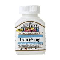21st Century Iron 65mg