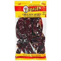 Orale Medium Hot New Mexico Family Pack Chili Pods, 6 oz