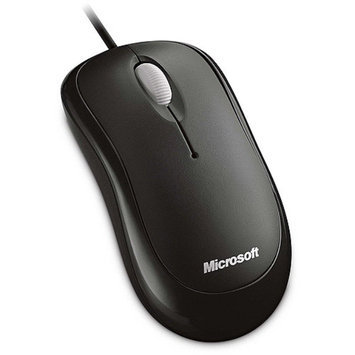 Microsoft Basic Optical Mouse for Business, Black