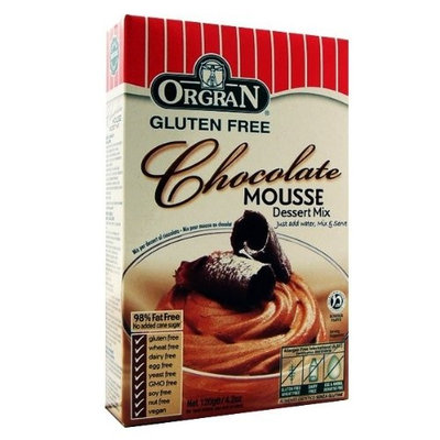 Orgran Natural Chocolate Mousse Mix, 4.2 oz.