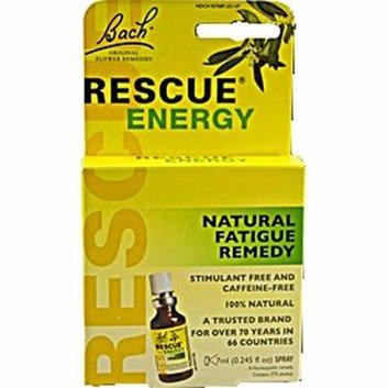Bach Flower Remedies Rescue Energy 0.245 fl oz