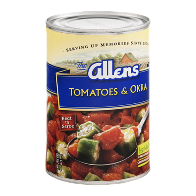 Allens Tomatoes & Okra