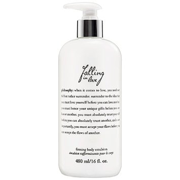 philosophy falling in love firming body emulsion