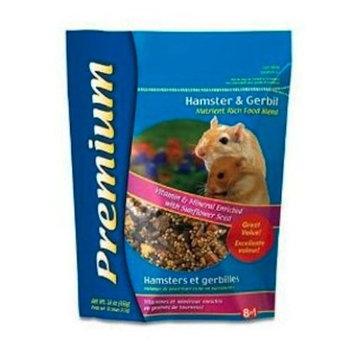 united pet group p-83138 32 OZ, Premium Hamster/Gerbil Food