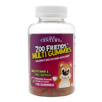 21st Century Zoo Friends Children's Multivitamin & Mineral Gummies, 150 ea