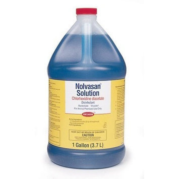 Fort dodge 2055/300625 Nolvasan Disinfectant Solution for Livestock / Size (Gallon)