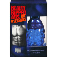 BOD Man Really Ripped Abs on Steroids Mega Spray Cologne