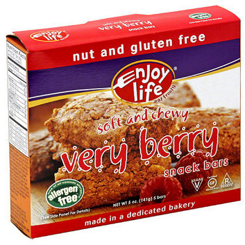 Enjoy Life Very Berry Chewy Bars