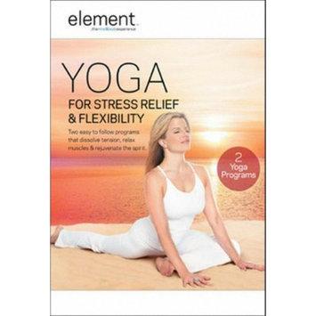 Anchor Bay/starz Element: Yoga For Stress Relief & Flexibility (DVD)