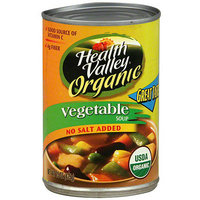 Health Valley Vegetable Soup