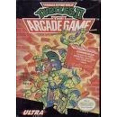Teenage Mutant Ninja Turtles TMNT 2: The Arcade Game