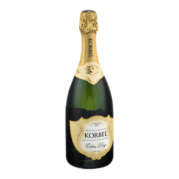Korbel California Champagne Extra Dry