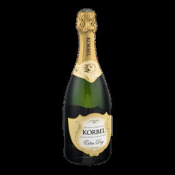 Korbel California Champagne Extra Dry