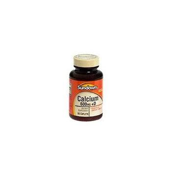 Sundown Naturals Sundown Calcium 600 mg + D Tablets, 60 Count