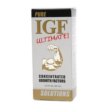 Pure Solutions IGF Ultimate! Growth Factors