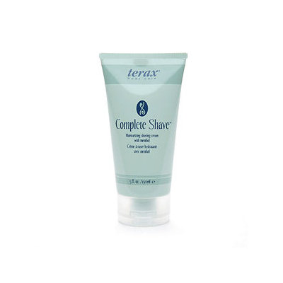 Terax Hair Care Complete Shave Moisturizing Shaving Cream